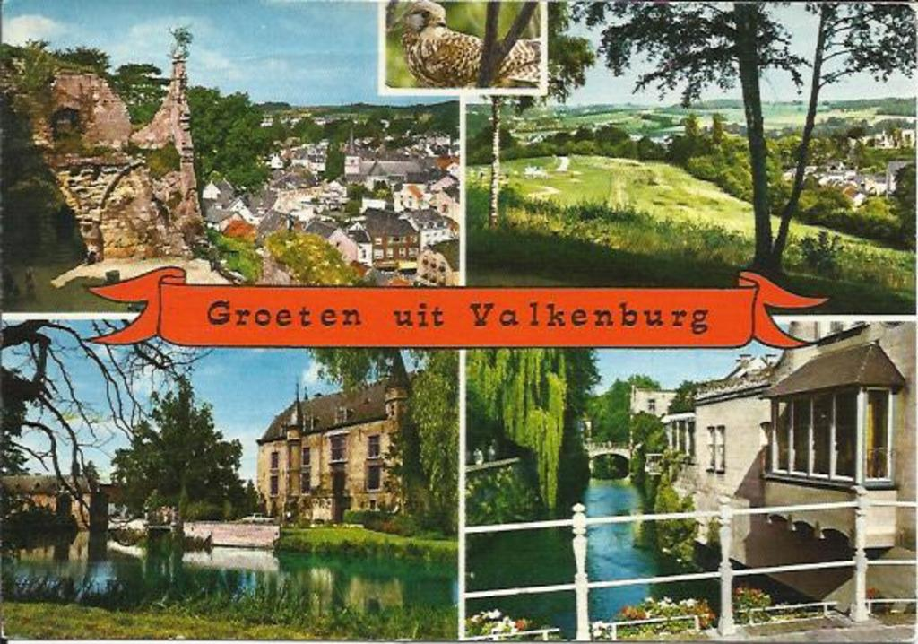 Valkenburg situaded 10 minutes from our house. With its mysterious underground setting, Valkenburg aan de Geul has been a pop...