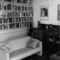 corner in livingroom