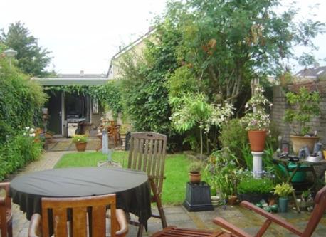 de tuin/the garden
