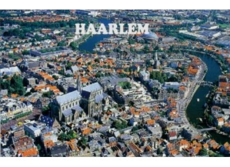 view on Haarlem