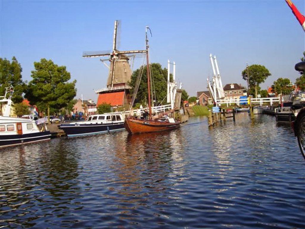 Mill in Harderwijk