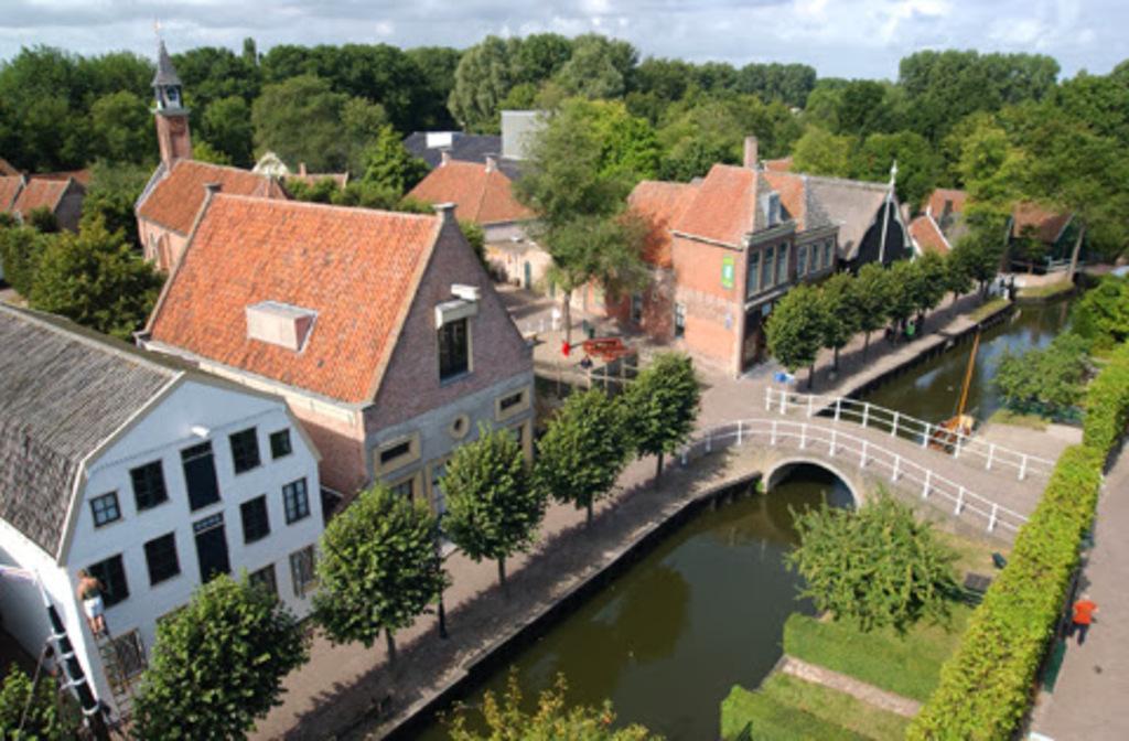 Open air museum in Enkhuizen