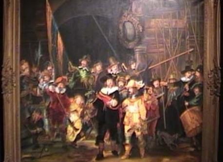 Rembrandt in Rijksmuseum