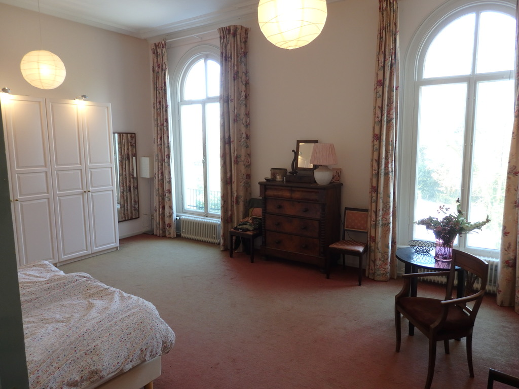 Bedroom 1 (master), 38 m2
