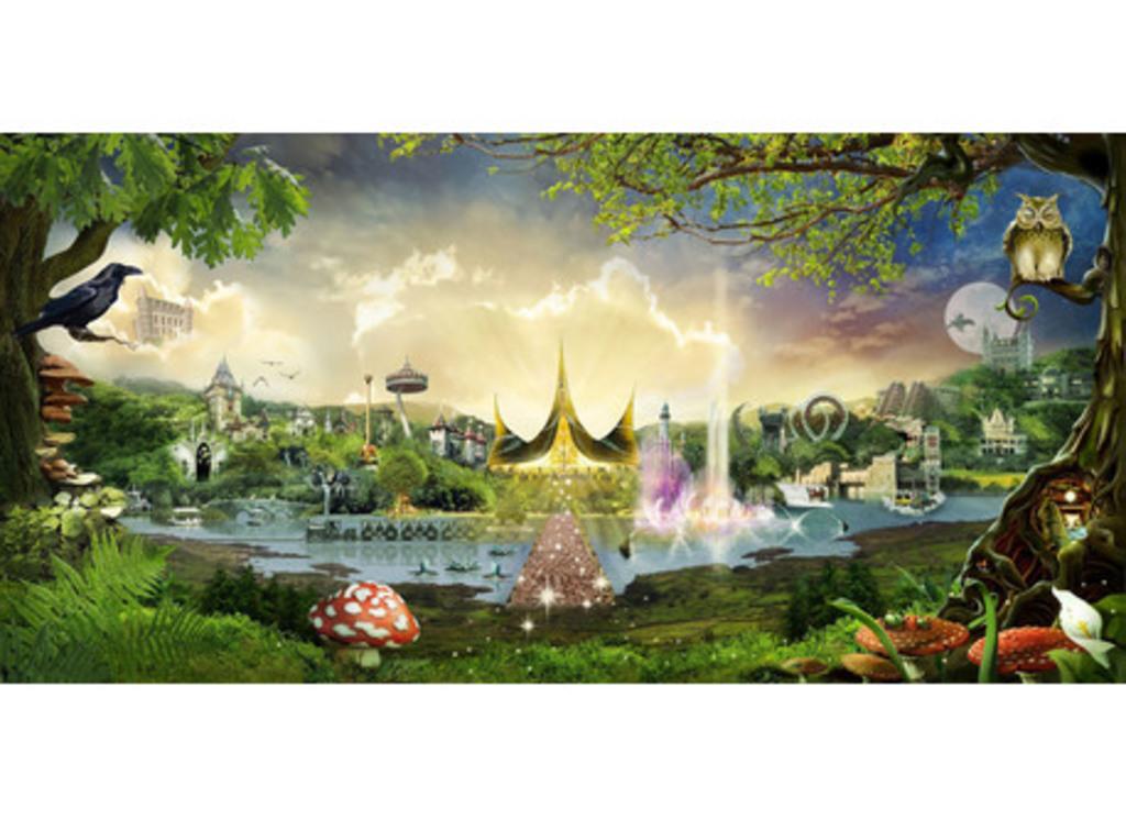 Theme park De Efteling