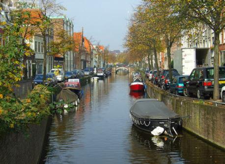 Canals of Haarlem