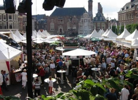 Food festival Haarlem (August)