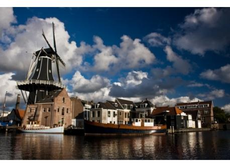 Old mill Haarlem