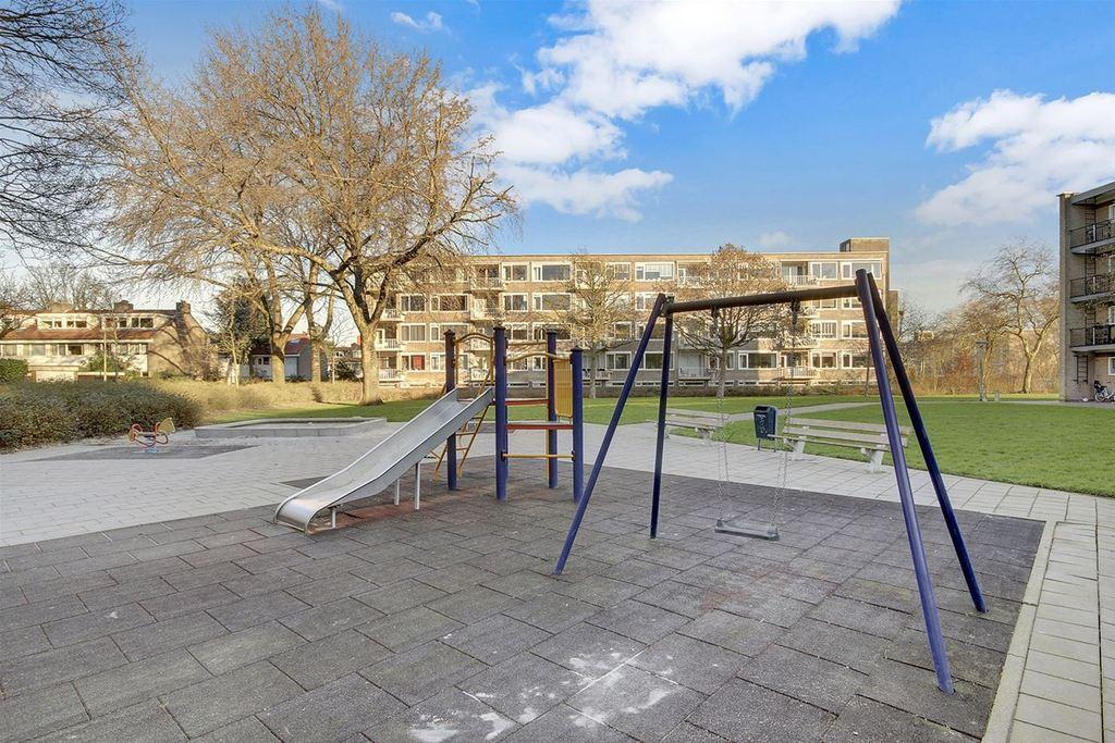 Playground around the corner