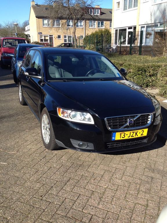 Our car VolvoV50