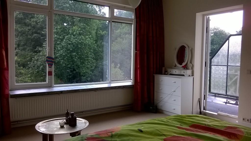 bedroom with terrace,first floor