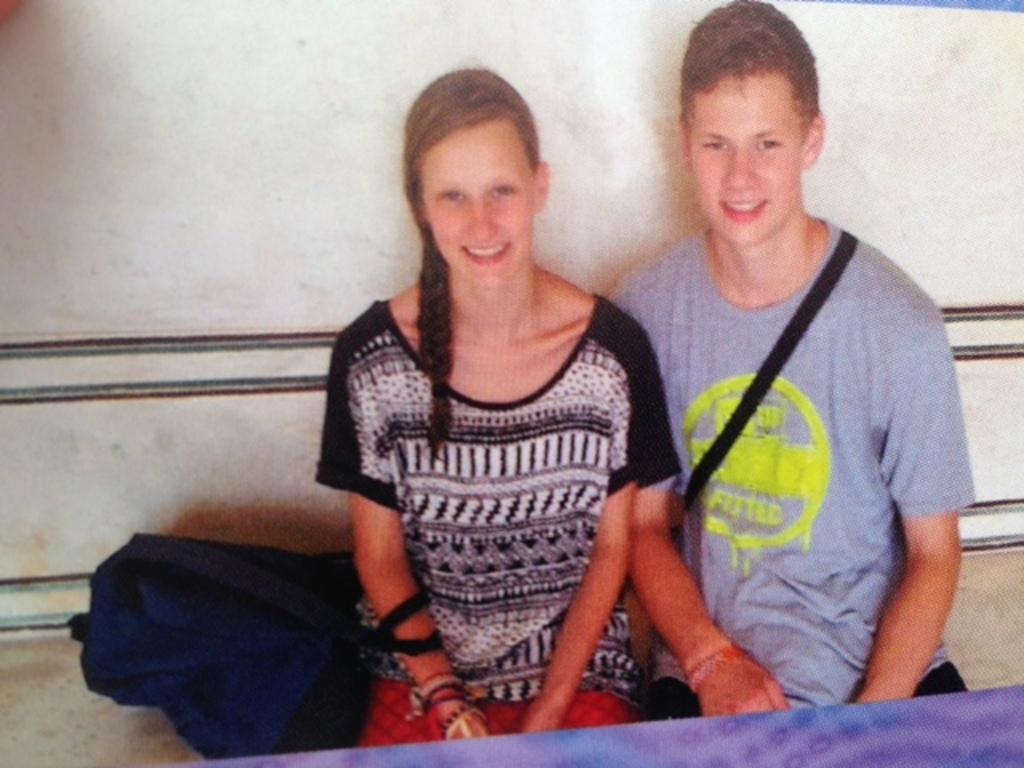 Elias and Mathilde