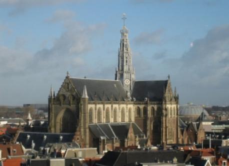ST. Bavo Haarlem
