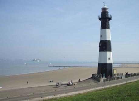 Lighthouse Breskens