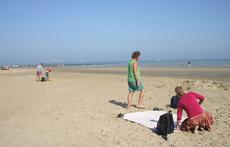 Beach Breskens
