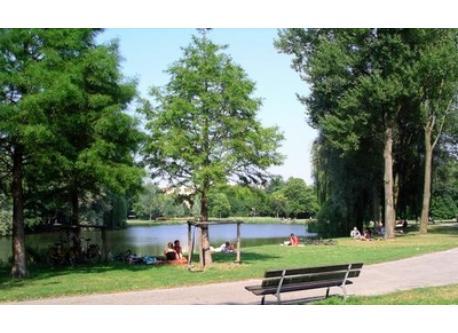 het Oosterpark (Eastern park)