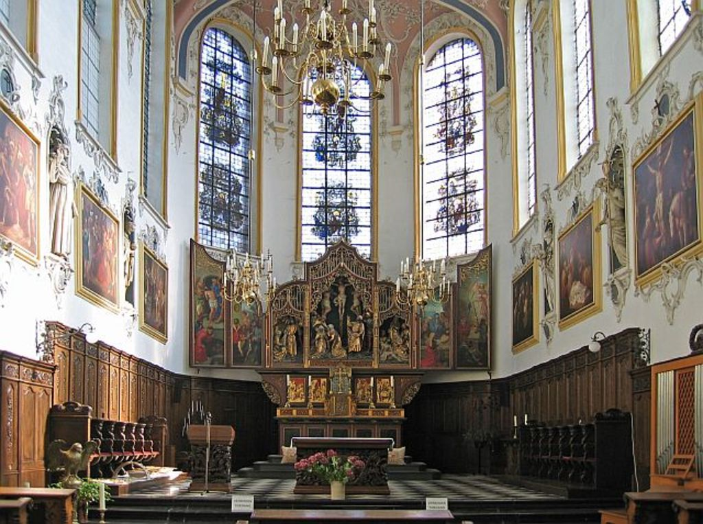Carolus kapel in Roermond