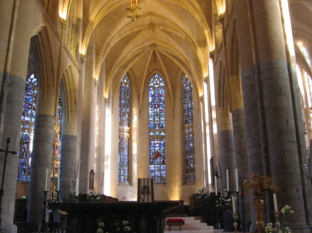 Christoffel Cathedral in Roermond