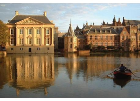 binnenhof city centre