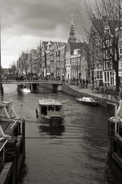 picturesque Amsterdam, 45 minutes drive
