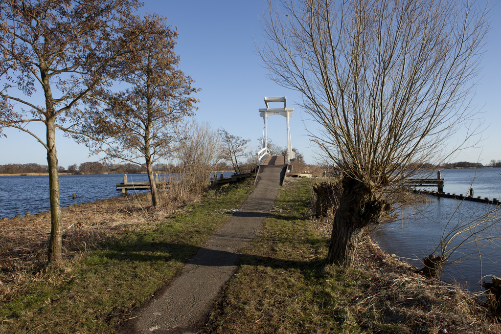 the lake in Nieuwkoop