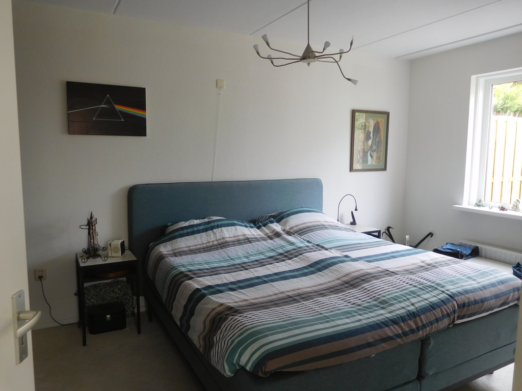 Masterbedroom (ground floor)