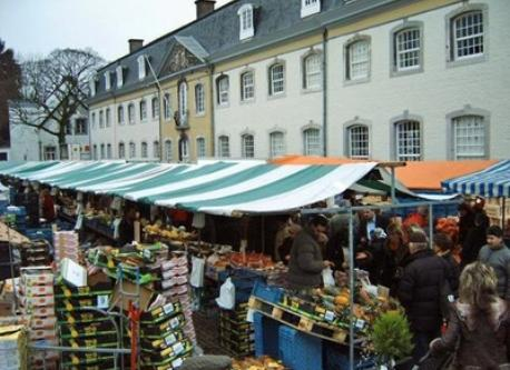 Vaals, Tuesday Market