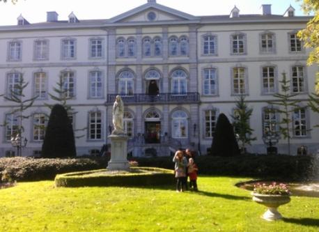 Vaals, castle of bloemendaal