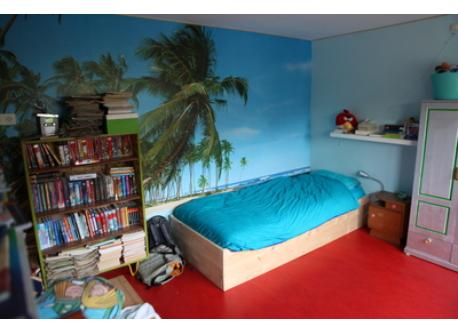 Skip's bedroom