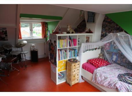 Nona's bedroom