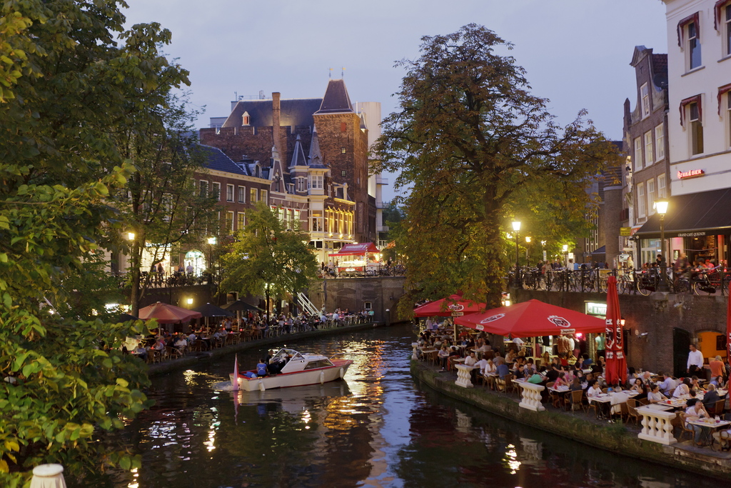 the secret of Holland: Utrecht