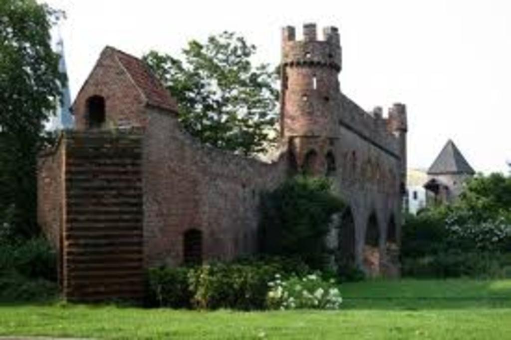 old wall Zutphen