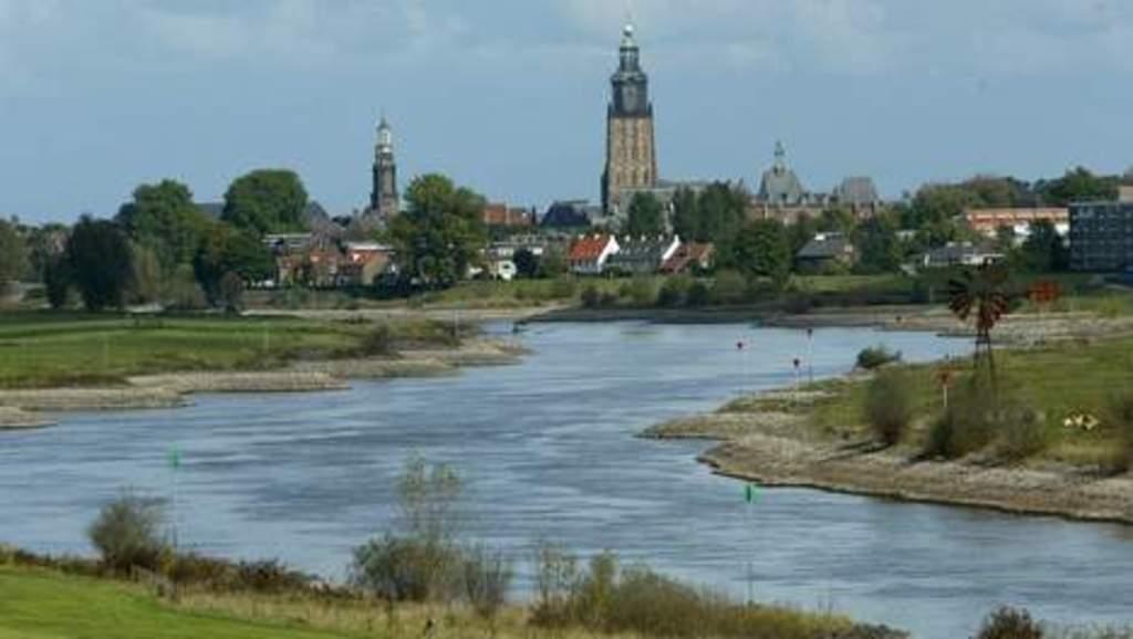 river the IJssel Zutphen