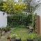 Garden entrance