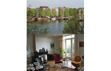 Spacious and sunny Amstelview apartment for two persons; 95 m2