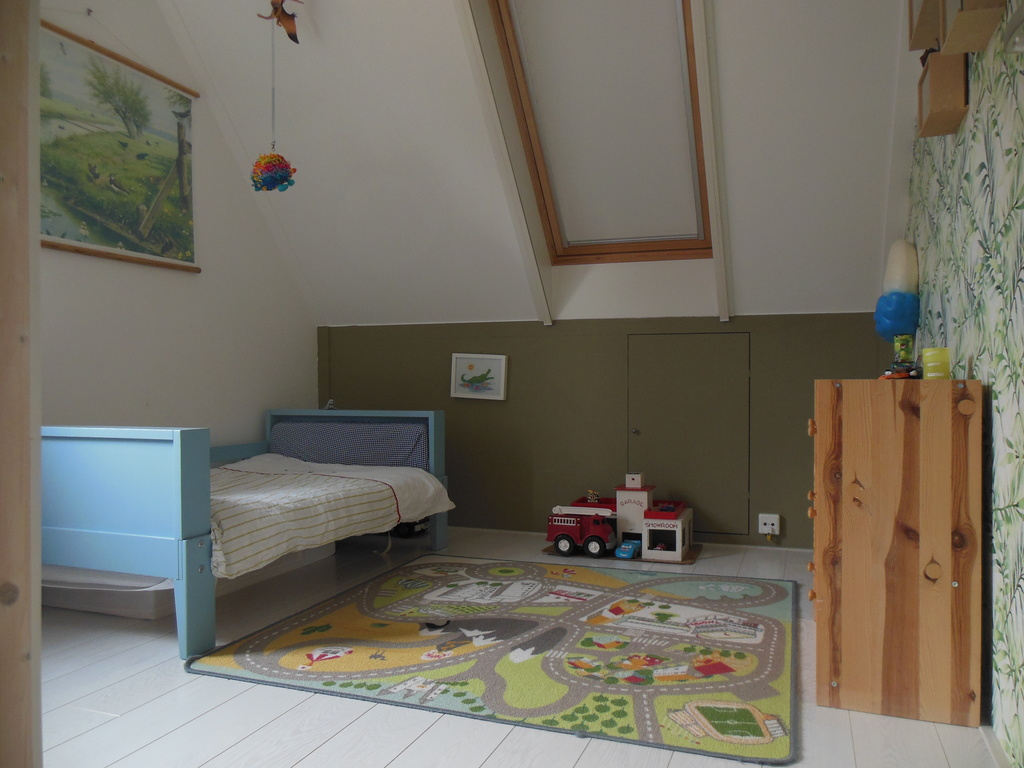Bedroom of the youngest son