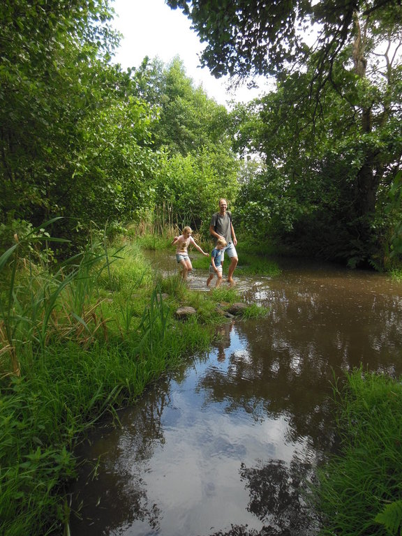 Walking the bare-foot-path with our family in 2016