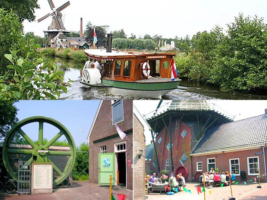 COUNTRYSIDE: The windmill museum in Zuidlaren, very nice for kids also (only 10 min by car)
