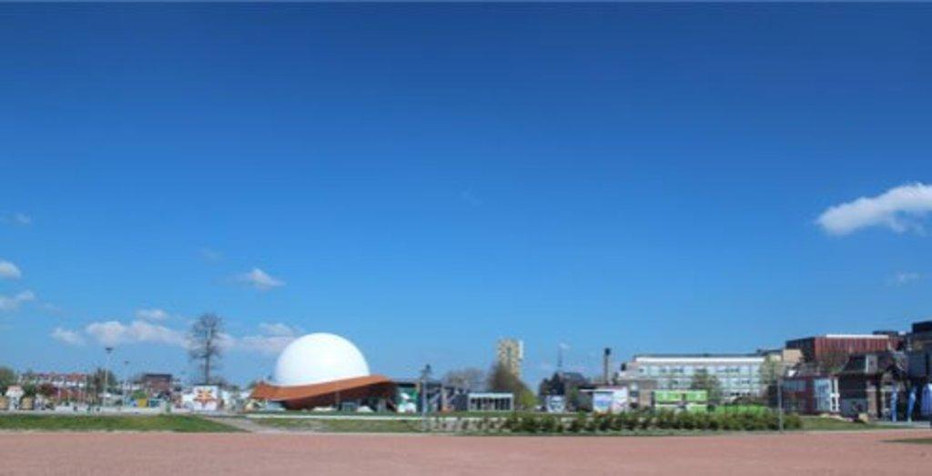 Visit the infoversum at Groningen