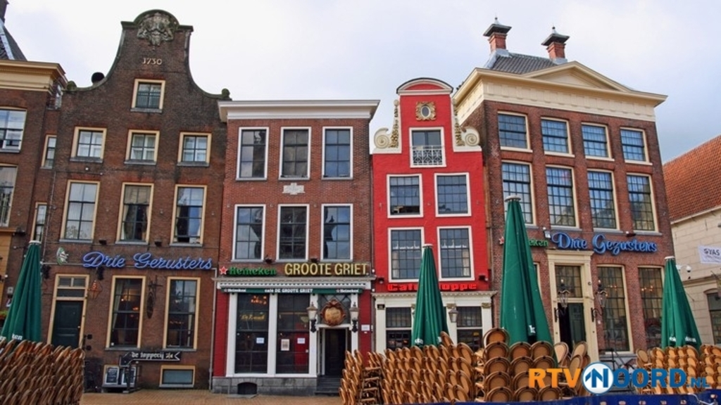 Have a visit to the beatifull city of Groningen