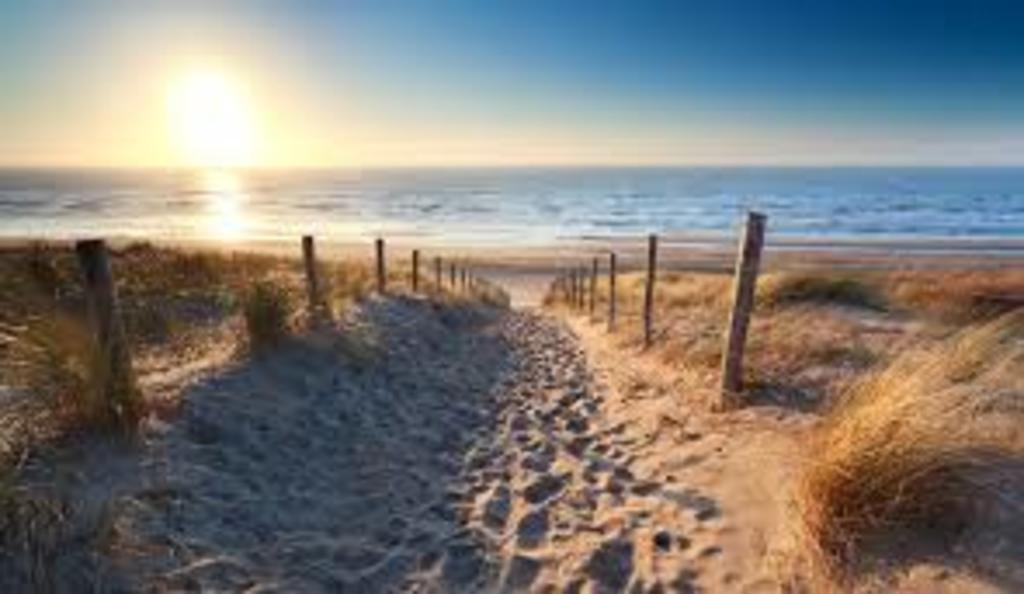 The beaches of Holland, they are everywhere from 10 minute drive tot 50 minute drive