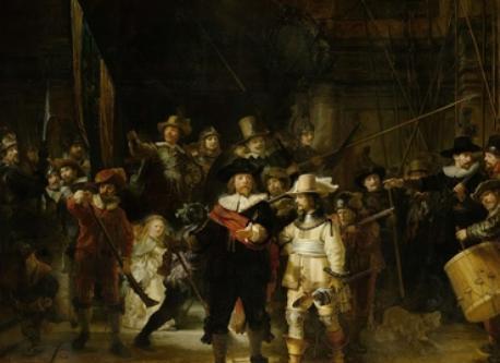 """""""De Nachtwacht"""" - Rembrandt van Rijn 1642"""