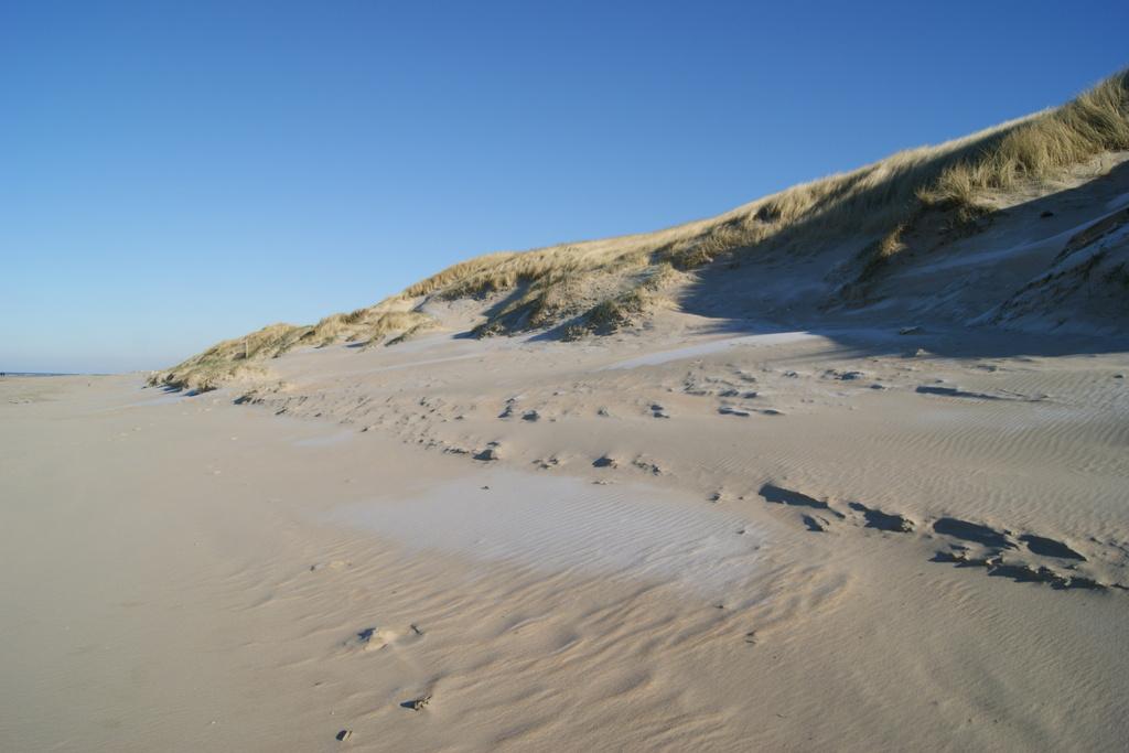 The Castricum beach (4km)