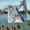 Waterslide lake Beesd