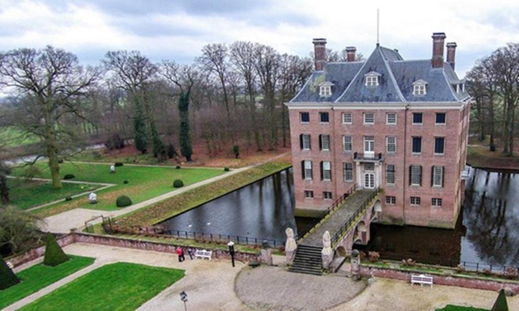 kasteel Amerongen - 12km