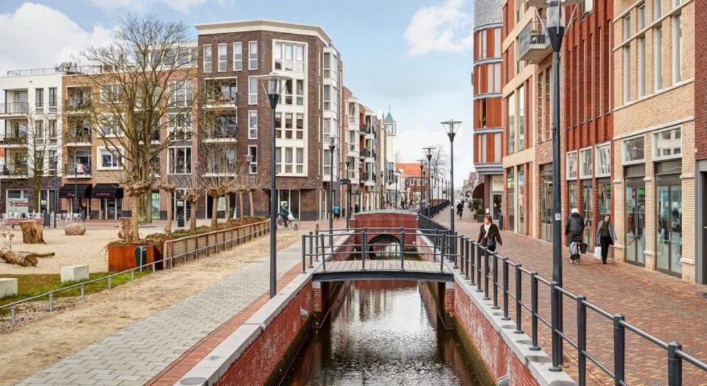 centrum of Veenendaal