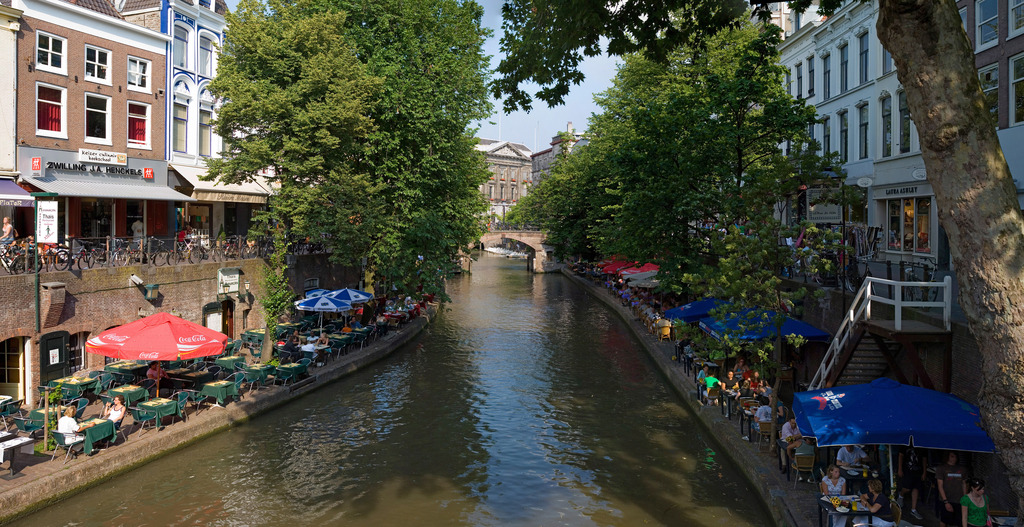 Utrecht city - 30 min by train or car
