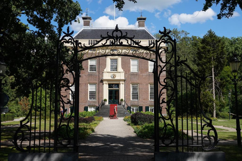 Oude gemeente Huis