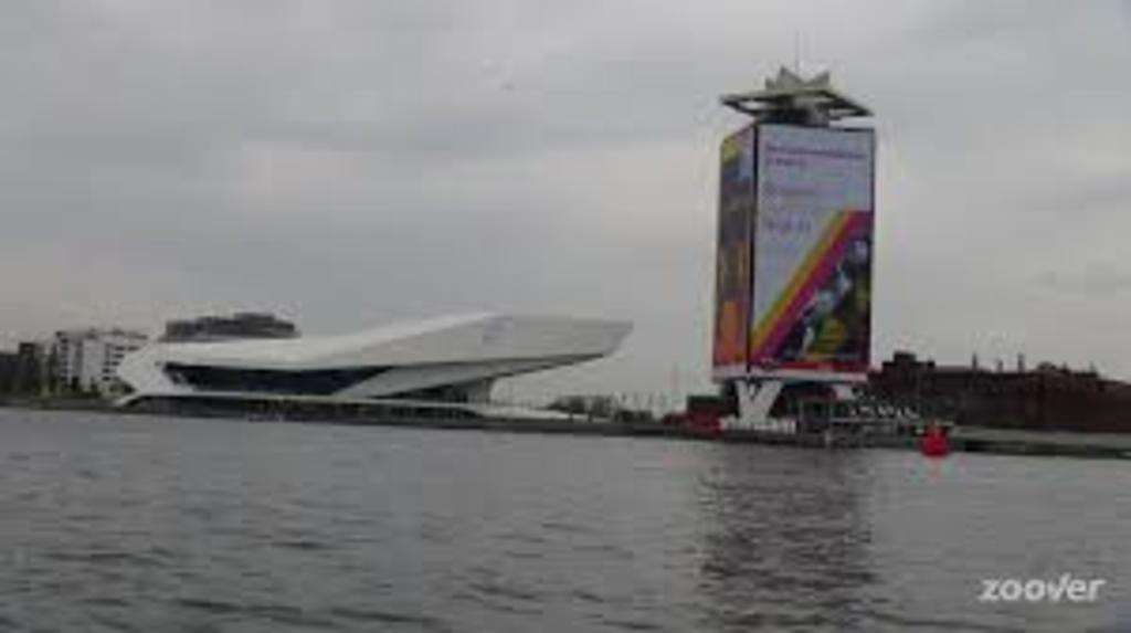 Eye filmmuseum & Adam tower