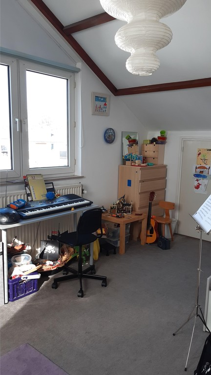 Room Victor attic